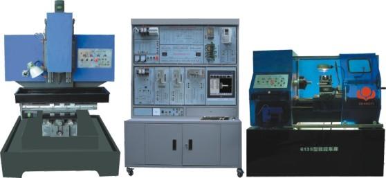 数控车/铣床综合智能实训考核装置(二合一)
