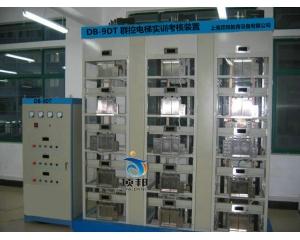 智能型群梯控制实训考核装置
