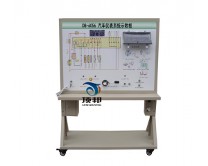 汽车仪表系统示教板