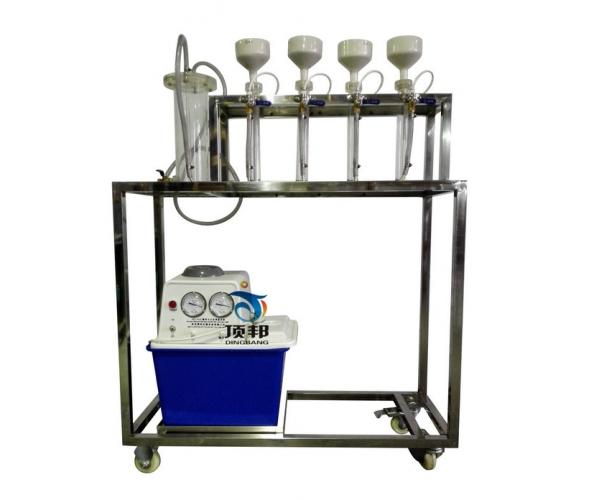 污泥脱水性能测定实验装置