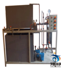 连续溶气气浮实验装置