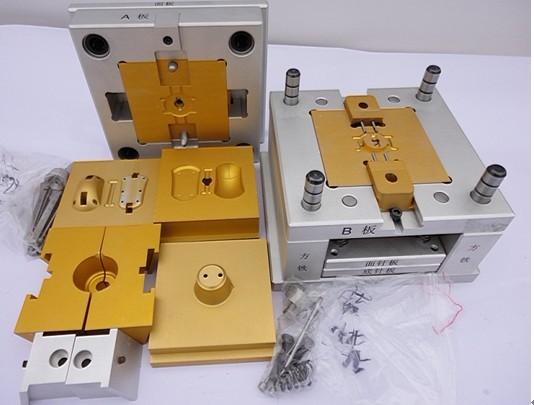 铝合金拆装组合模具模型