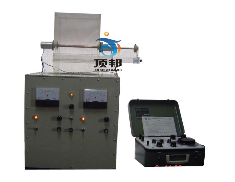 空气横掠单管强迫对流的换热实验台