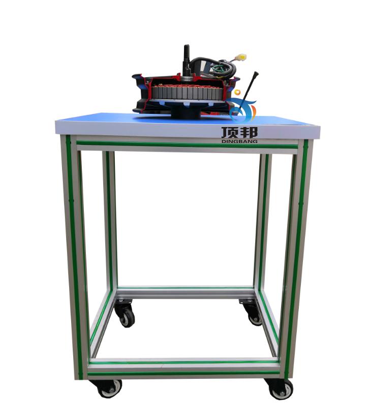电动车电机解剖展示台(五合一)